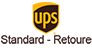 UPS Standard Business Retoure